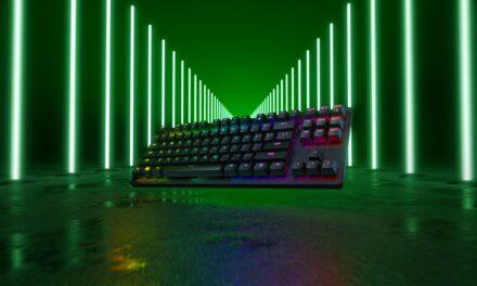 Juega a la velocidad de la luz con el nuevo teclado Razer Huntsman Tournament Edition