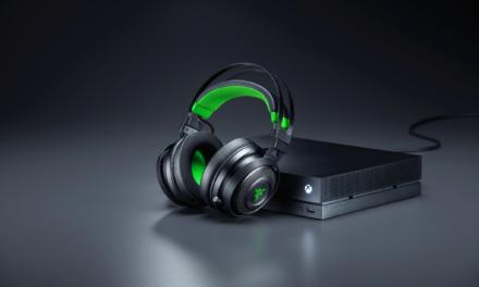 Siente toda la acción con los nuevos auriculares Razer Nari Ultimate para Xbox One