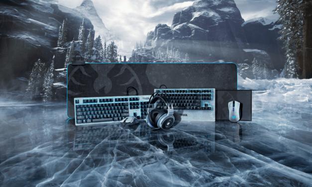 Equípate con los perifericos Razer edición especial Gears 5