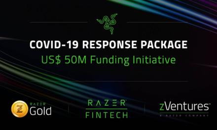 Razer realiza aportación millonaria para apoyar a socios comerciales durante la lucha contra el covid-19