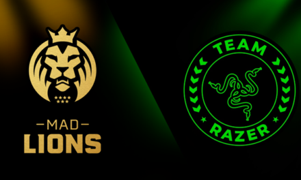 Un grupo de orgullosos leones se une al Team Razer
