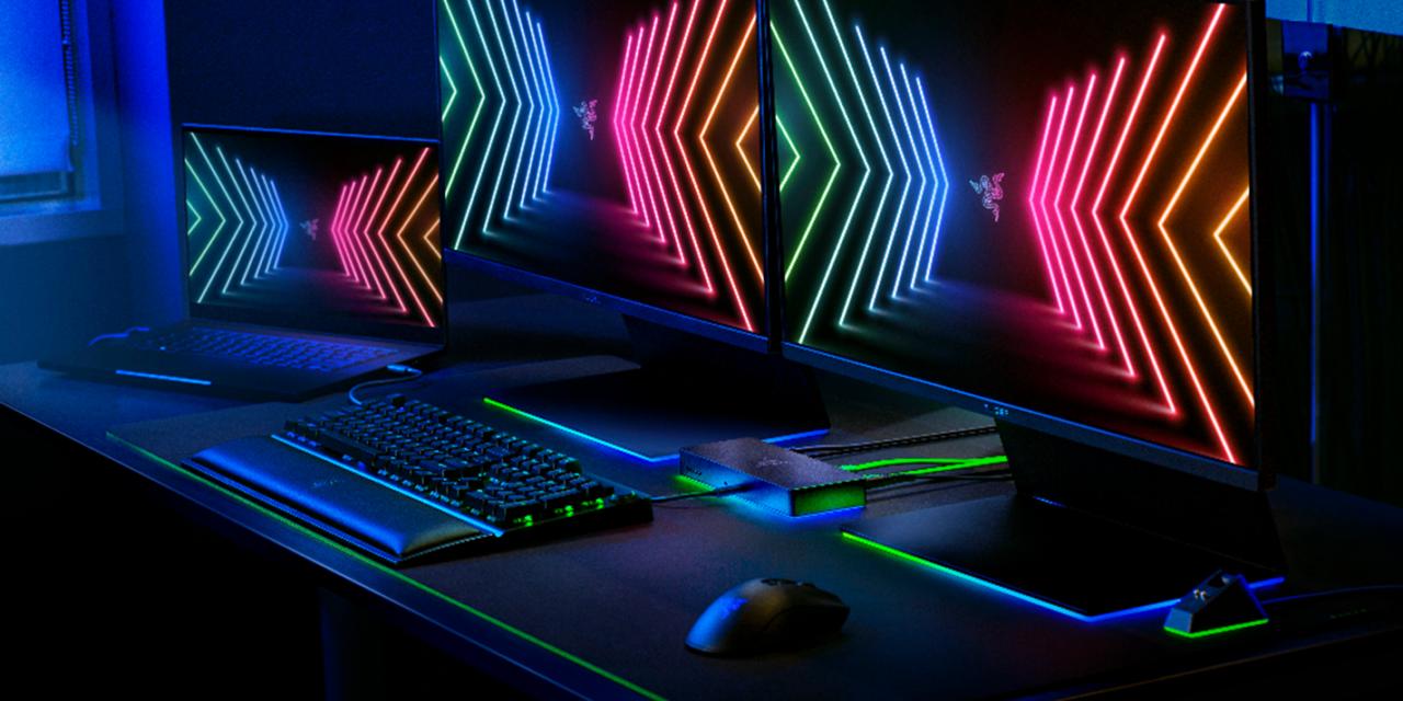 Razer anuncia el nuevo Dock Thunderbolt™ 4 para una amplia conectividad en cada escritorio