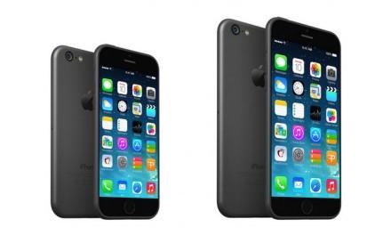 iPhone de 4.7″ y 5.5″, confirmados