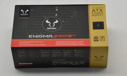 Riotoro Enigma 850W G2 Review
