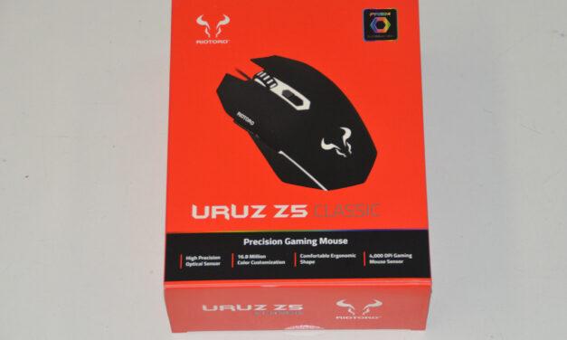 Riotoro Uruz Z5 Classic Review