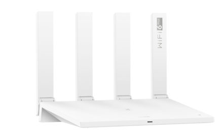 HUAWEI presenta el nuevo HUAWEI WiFi AX3 con tecnología Wi-Fi 6 Plus