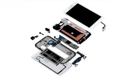 Fabricar un Samsung Galaxy S5 cuesta unos 256 dólares