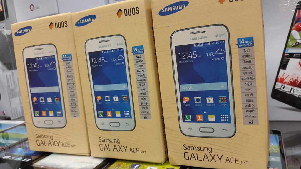 Samsung lanza su nuevo Galaxy Ace