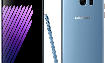 Nuevo modelo del Galaxy Note 7