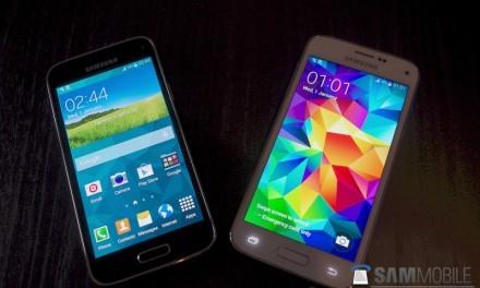 Primeras filtraciones del Samsung Galaxy S5 Mini