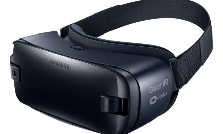 Las Gear VR se renuevan