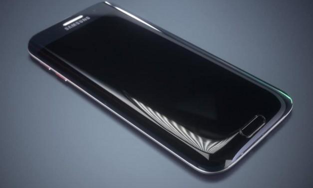 Samsung Galaxy S7 y S7 Edge posan para la cámara