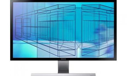 Samsung lanza monitor 4K TN de 28 pulgadas