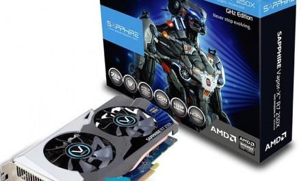 Sapphire anuncia un nuevo modelo overclockeado de la Radeon R7 250X Ghz Edition