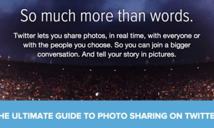 Twitter publica la 'guía definitiva para compartir fotos'