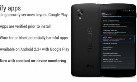 Android se toma en serio la seguridad
