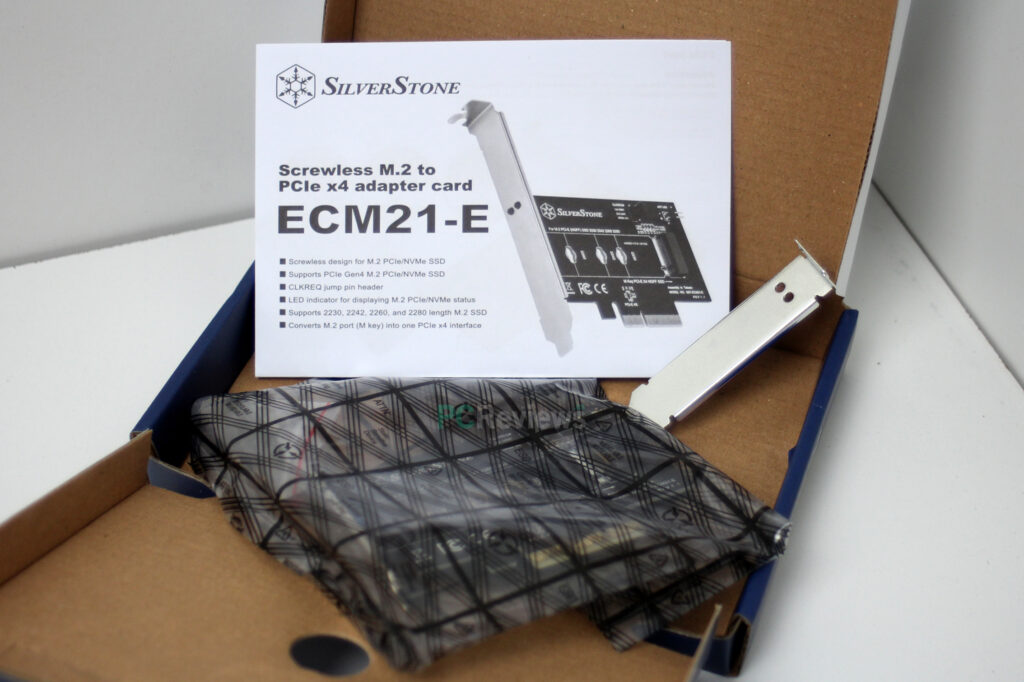 SilverStone ECM21-E