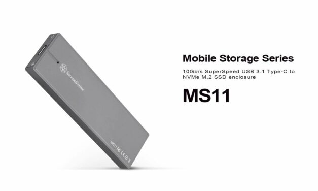 SilverStone MS11 Review