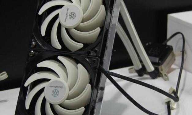 SilverStone anuncia sus nuevos sistemas de refrigeración líquida
