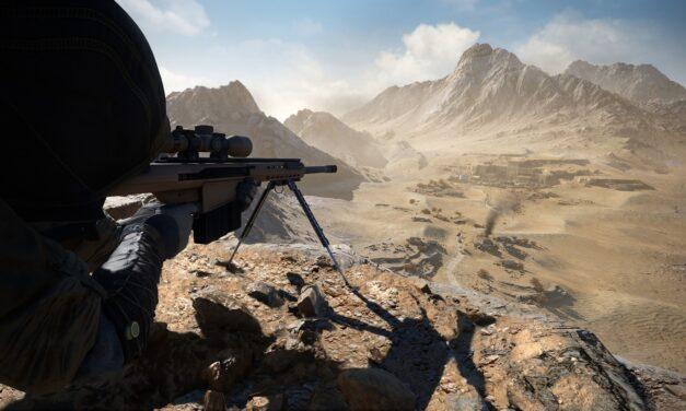 Respira y apunta: CI Games muestra un adelanto de Sniper Ghost Warrior Contracts 2