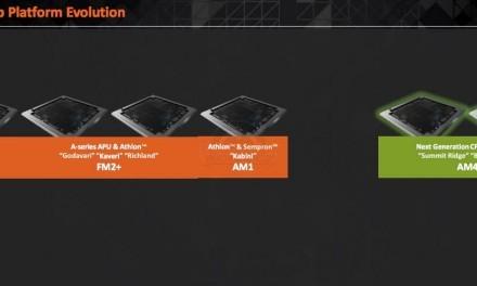AMD AM4 es el nuevo socket de AMD