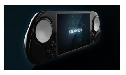 Steam anuncia su nueva consola portátil Steamboy