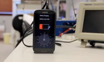 Cargar el Smartphone en 30 segundos podría ser una realidad gracias a StoreDot