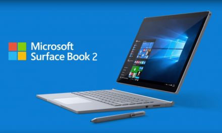 Microsoft se renueva, Surface Book 2