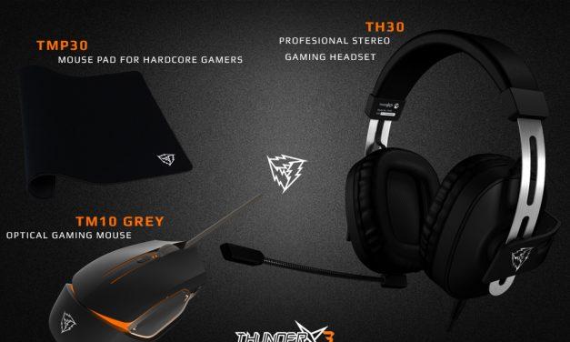 Aerocool se une a la fiesta gaming con ThunderX3