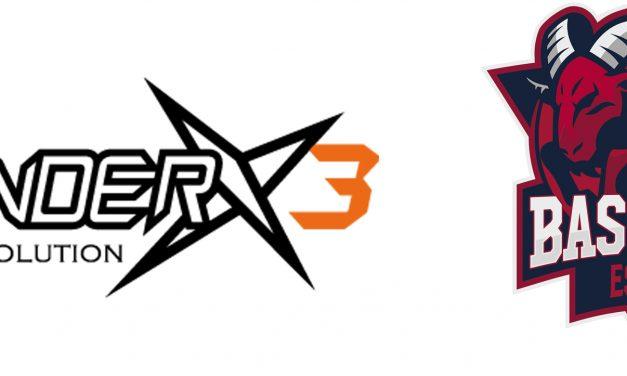 ThunderX3 nuevo patrocinador principal del Baskonia