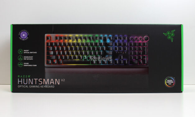 Razer Huntsman V2 Review