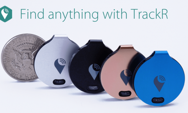 TrackR Bravo Review