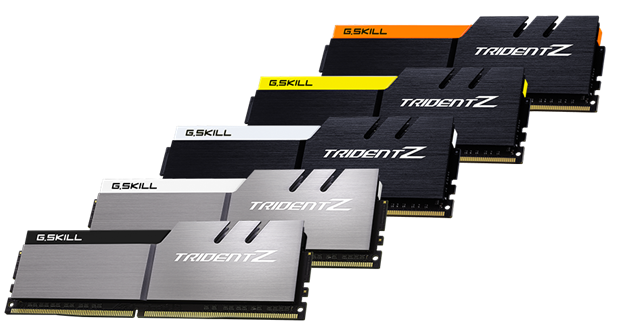 Trident Z a todo color