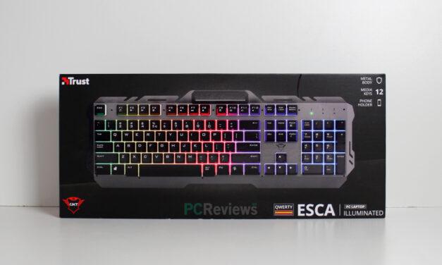 Trust GXT 853 Esca Review