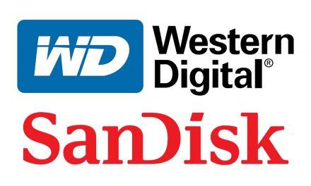 Western Digital adquiere SanDisk