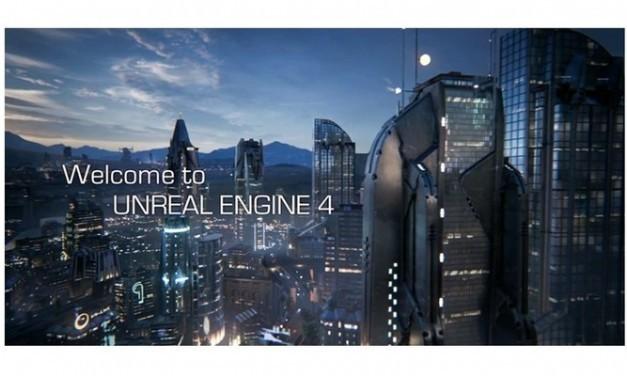 Unreal Engine 4.4 se asemeja con la realidad