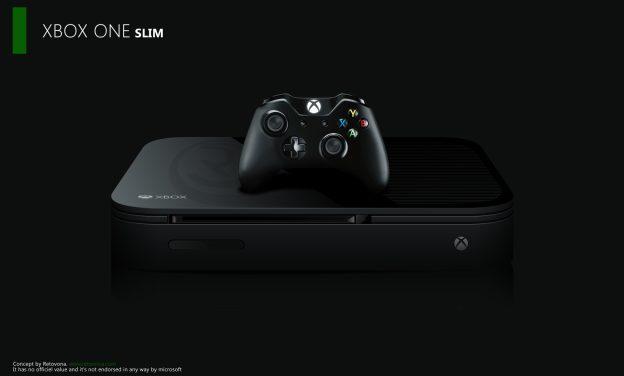 La próxima Xbox One sera un 40% más pequeña que la actual