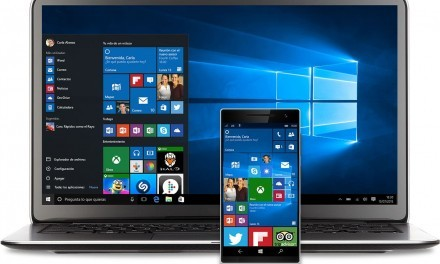 Xiaomi Mi 5 con Windows 10