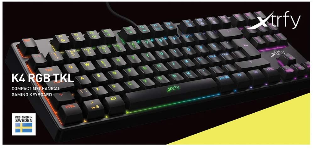 Xtrfy K4 TKL Review