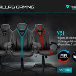 Nueva silla YC1 de ThunderX3