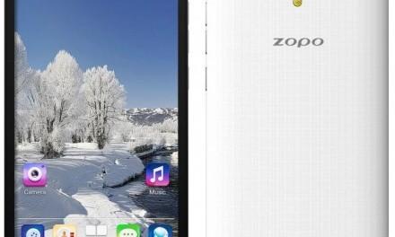 ZOPO lanza su nuevo smartphone económico ZOPO ZP520