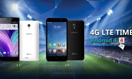Zopo anuncia su primer smartphone con conectividad 4G LTE