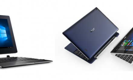 Acer se renueva con Switch V 10 y Switch One 10