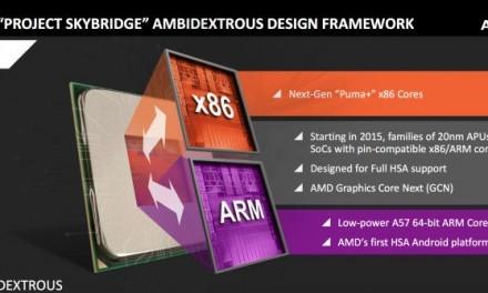 AMD busca introducirse en nuevos mercados con sus SoC ARM