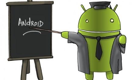 Se filtra la renovación estética del apartado teléfono de la próxima versión de Android