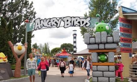 ¿Angry Birds pierde fuerza? El beneficio de Rovio se redujo un 50% en 2013