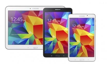 Samsung trabaja en GALAXY Tab S, las primeras tabletas con lector de huellas dactilares