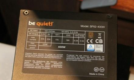 Be Quiet! anuncia sus nuevas fuentes de alimentación