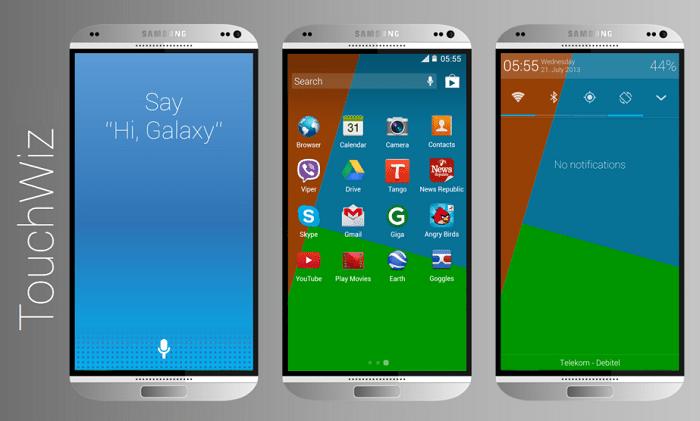 Adiós al bloatware Galaxy S6
