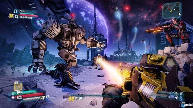 Anunciado Borderlands: The Pre-Sequel para PS3, Xbox 360 y PC